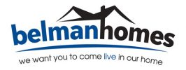 This is the Belman Homes Logo.