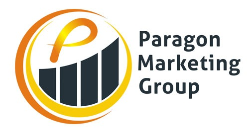This is the Paragon Marketing Group logo.