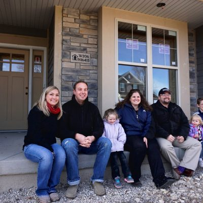 The Wroblewski and Kitelinger Families