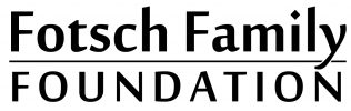 This is the logo for the Fotsch Family Foundation.